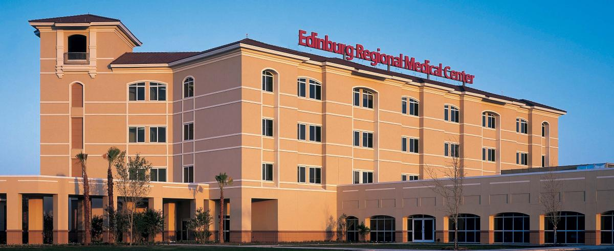 Edinburg Regional Medical Center Facilty Photo