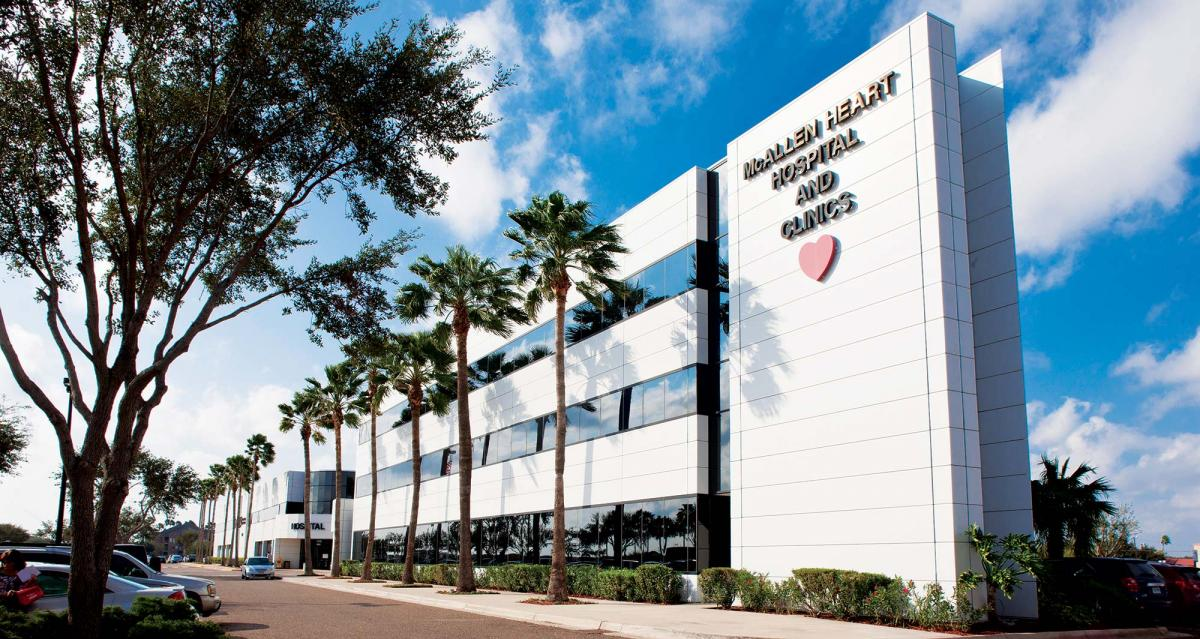 McAllen Heart Hospital Facility Photo