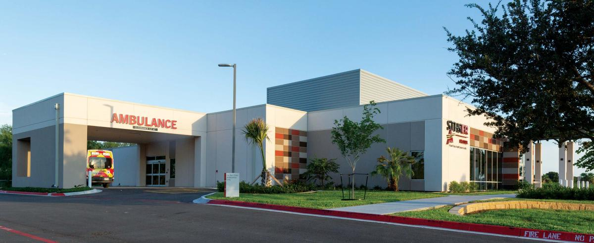 South Texas Health System ER McColl Facility Photo