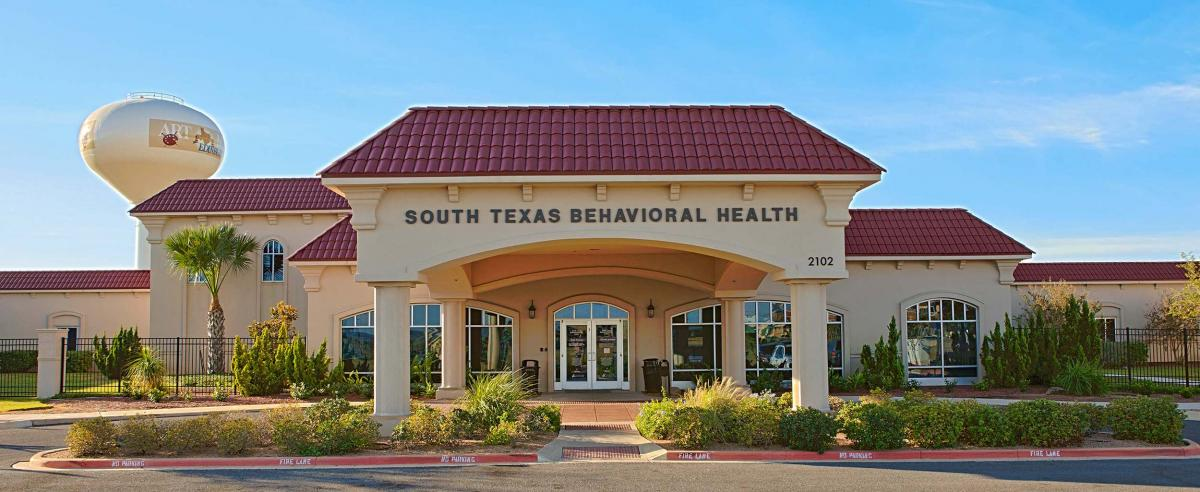 South Texas Behavioral Health Center Facility Photo