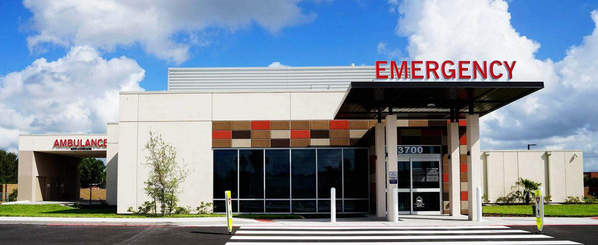 South Texas Health System ER Ware Road Facility Photo