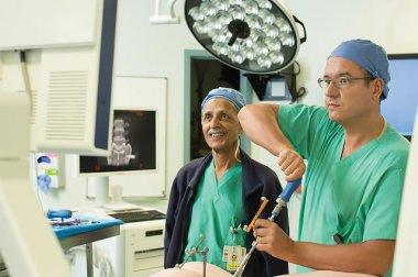 Advanced Navigation and Imaging System at McAllen Medical Center