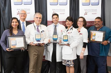 STHS Locations Receive National Recognition for Excellence in Quality
