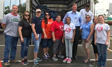 Hurricane Harvey Disaster Relief Activities