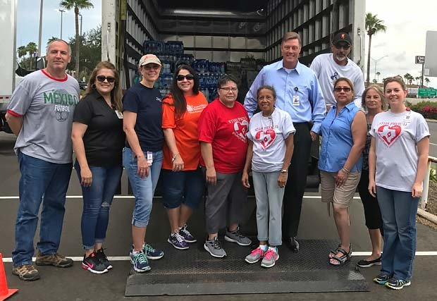 Hurricane Harvey Disaster Relief Activities