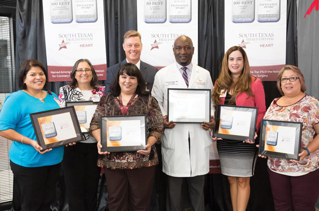 STHS Hospitals Receive National Recognition for Excellence in Quality